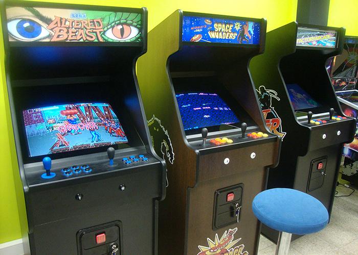 máquinas de juegos para hoteles en mallorca