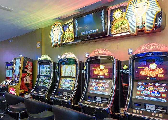 máquinas recreativas para bares en mallorca