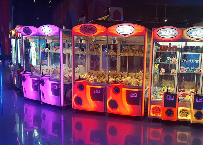 máquinas infantiles para hoteles en mallorca
